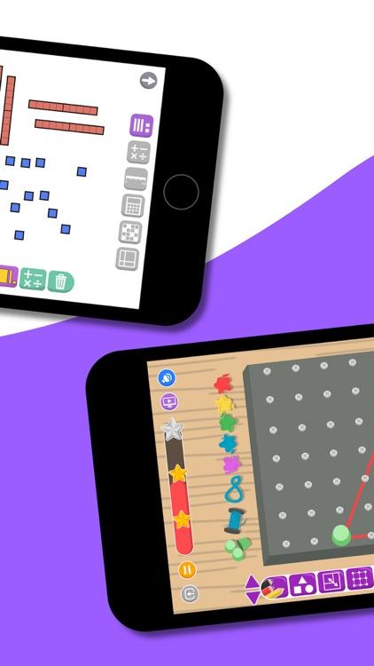 bmath - Math games for kids screenshot-4