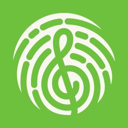 Ícone do app Yousician Guitar, Piano & Bass