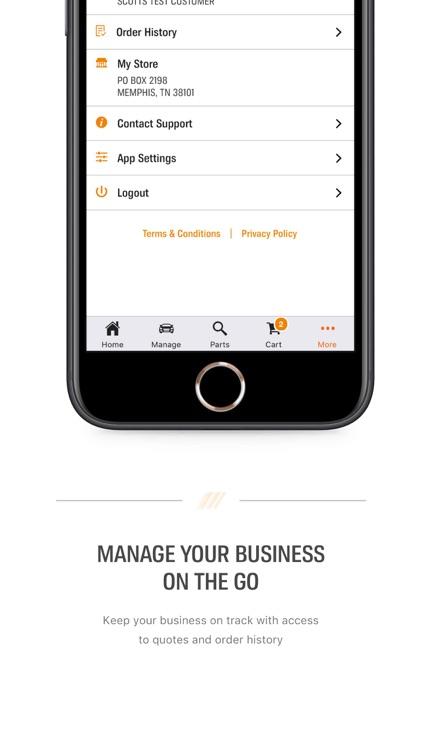 AutoZonePro Mobile screenshot-5