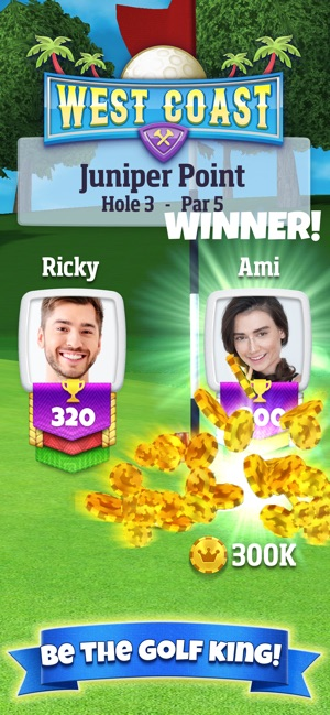 golf clash apps for iphone