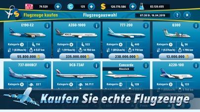 Herunterladen Airlines Manager : Tycoon 2020 für Android