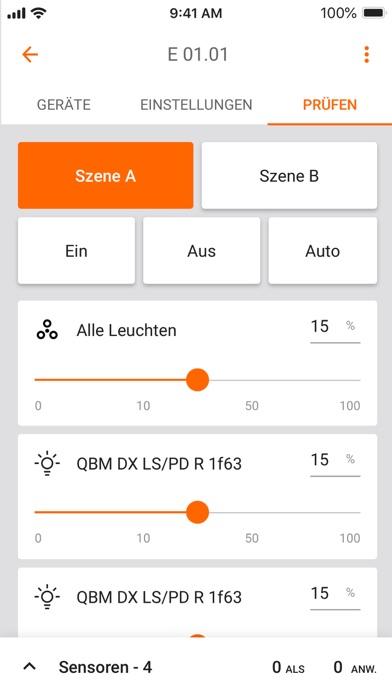 Herunterladen HubSense Commissioning für Android