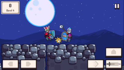 Knight Brawl screenshot #2