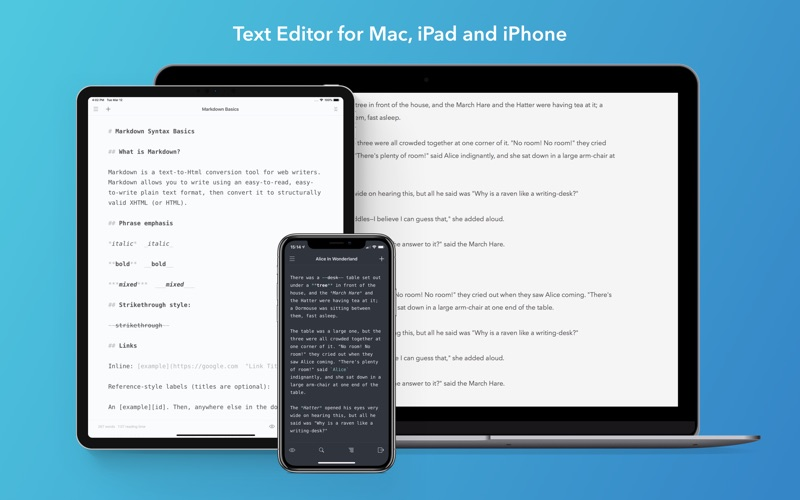 iWriter Pro for Mac