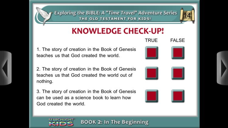 Searchlight® Kids: Bible 2 CE screenshot-2