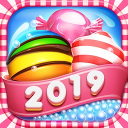 Candy Charming-Match 3 Puzzle