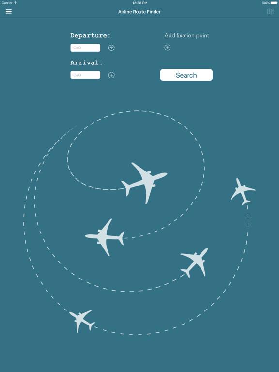 Screenshot #4 pour AirRoutes