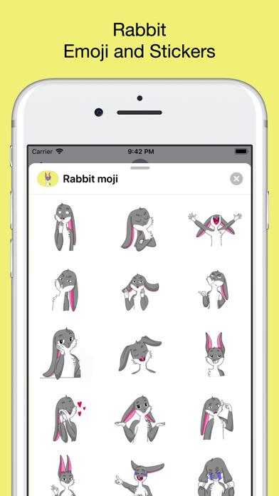 Funny bunny - cute rabbit screenshot 1