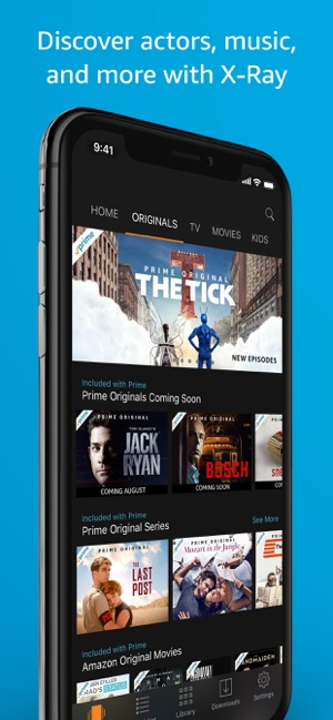 1ceda9290bb  Amazon Prime Video on the App Store