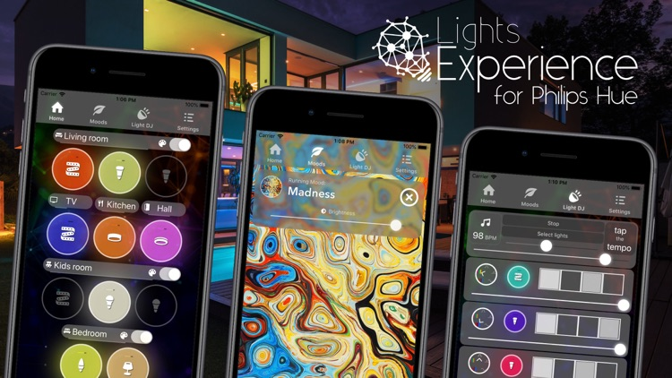 Animate for Philips Hue