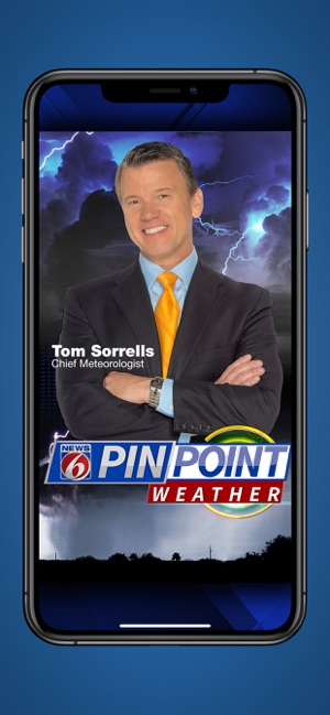 News 6 Pinpoint Weather on the App Store