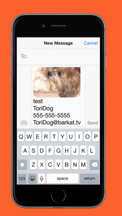 UVUEME Customized Email & Text screenshot-3