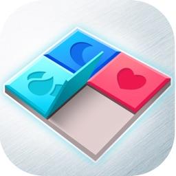 Foldpuz-Block games