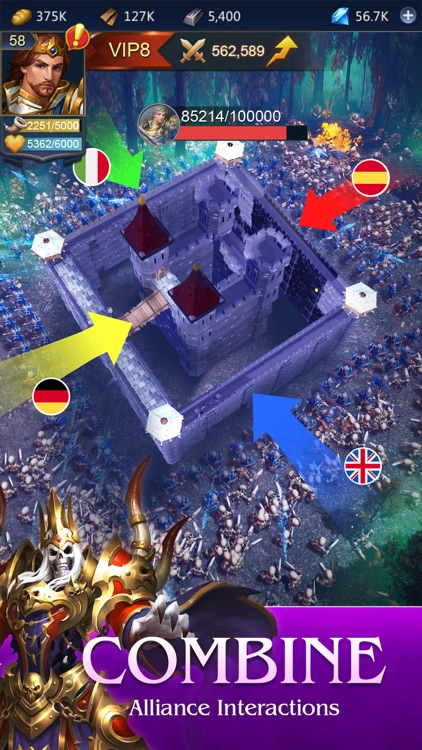 Puzzles & Conquest screenshot-4