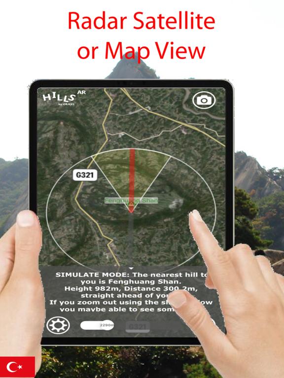 CHINA Hills AR screenshot 6