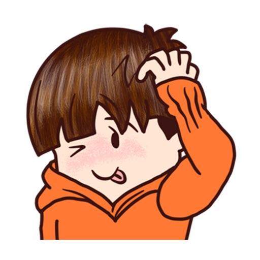 Orange - Hood icon