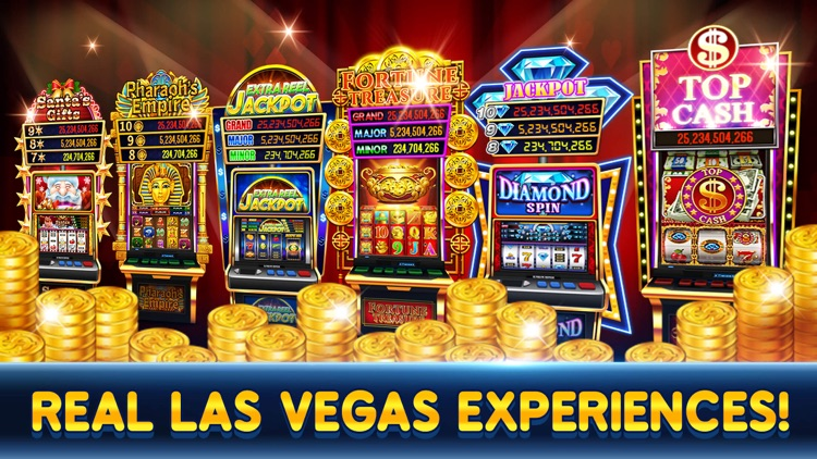 Play Las Vegas - Casino Slots screenshot-4