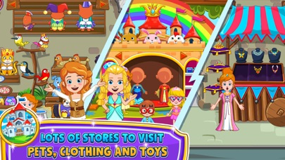 My Little Princess : my Stores screenshot 4
