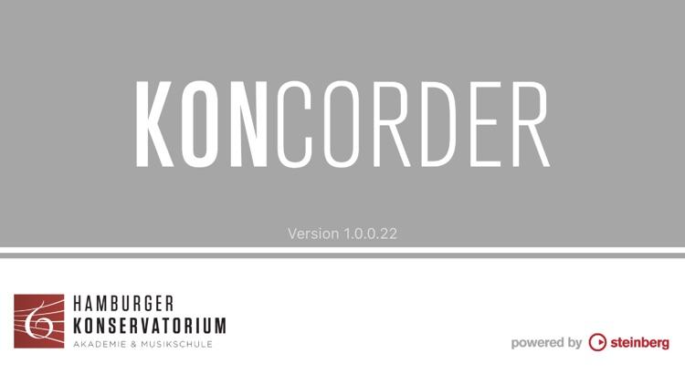 KONcorder screenshot-6