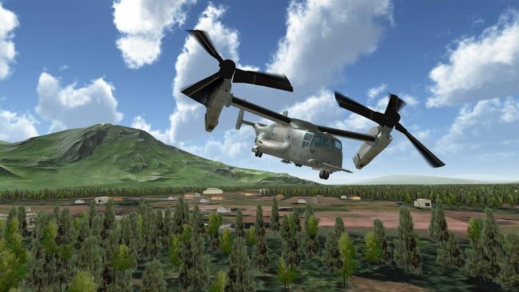 Flight Sims Air Cavalry Pilots screenshot-5