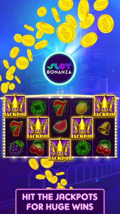 Slot Bonanza- 777 Slots Casino screenshot-0