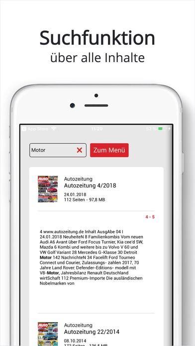 Auto Zeitung Epaper review screenshots