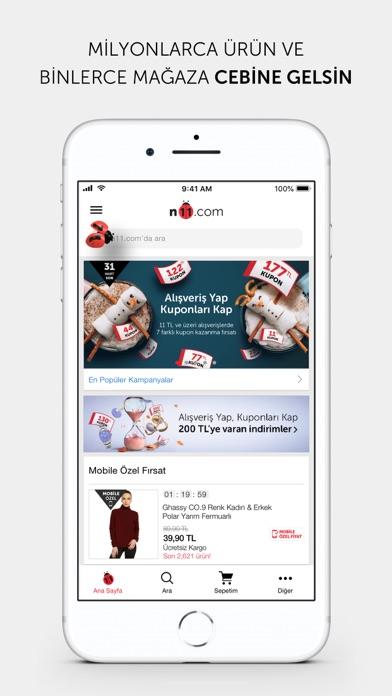 İndir n11.com - Alışverişin Adresi Pc için