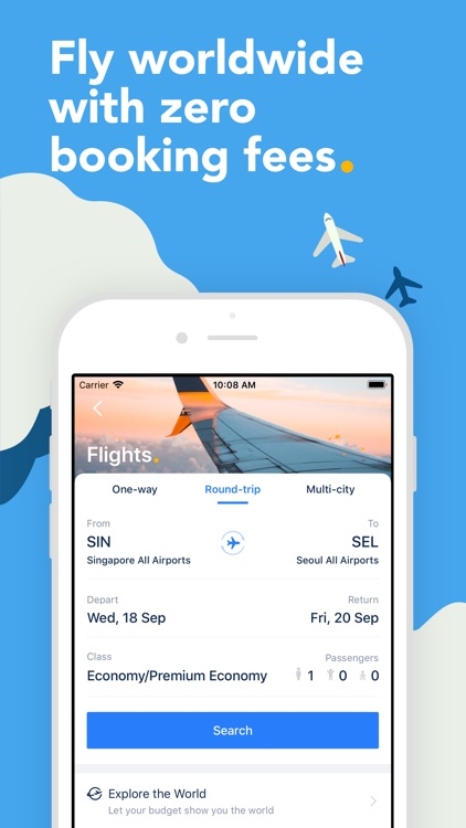 Trip.com: Flights & Hotels screenshot-3