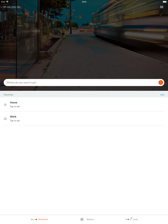 Free Transit App by Moovit. Bus + Train + Subway screenshot