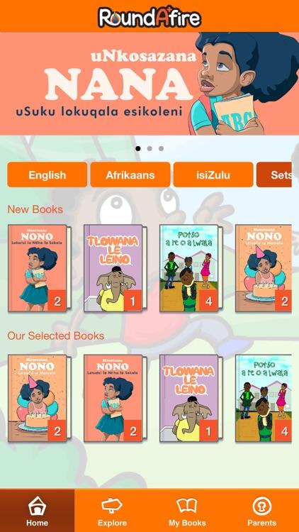 Roundafire - Children's Books screenshot-9