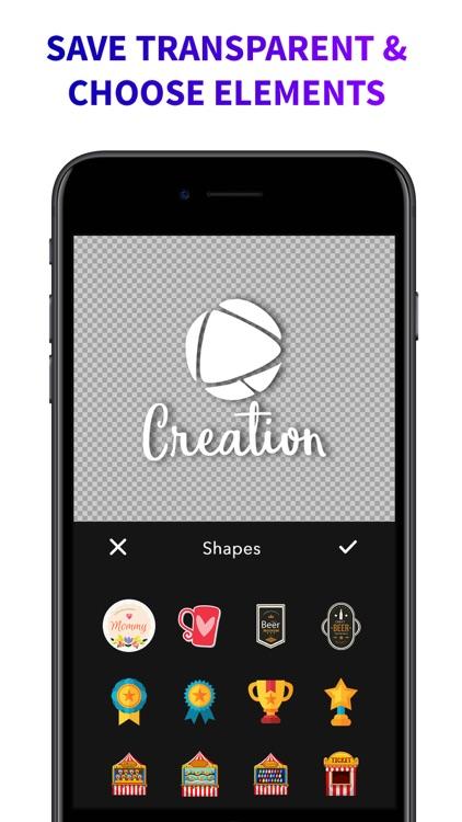 LogoMaker Intro Maker Ad screenshot-4