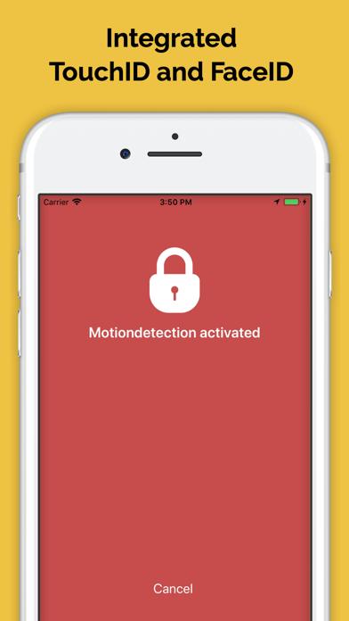 DevPro - Secure Anti Thief PRO Screenshots