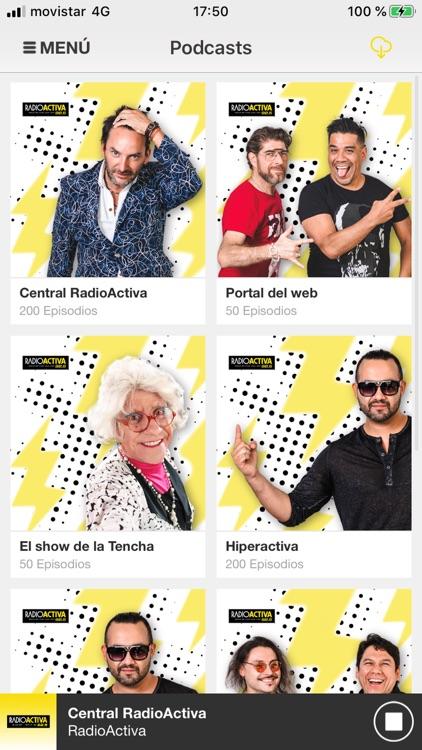 RadioActiva screenshot-3