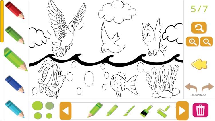 Bible Coloring App screenshot-7