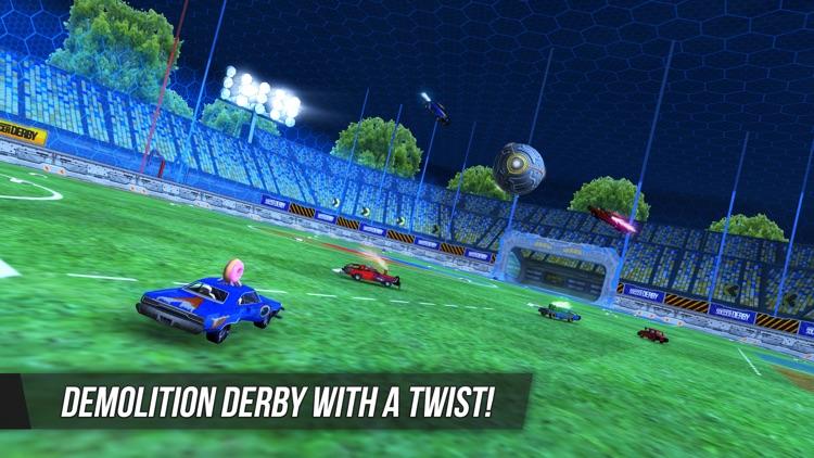Rocket Soccer Derby screenshot-4
