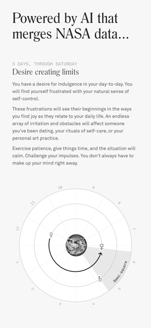 Co–Star Personalized Astrology on the App Store