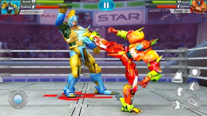 Robot Wrestling: Steel Fight screenshot #1