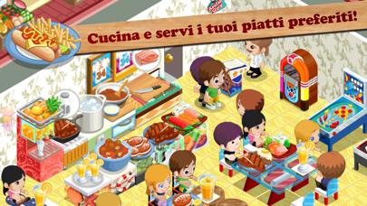 Screenshot of Restaurant Story2