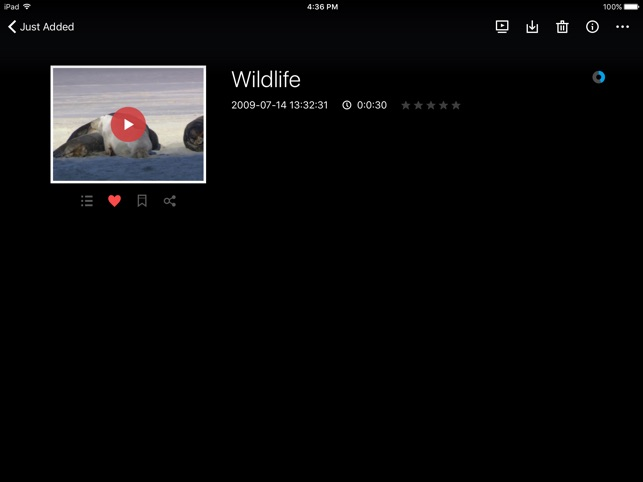 DS video on the App Store