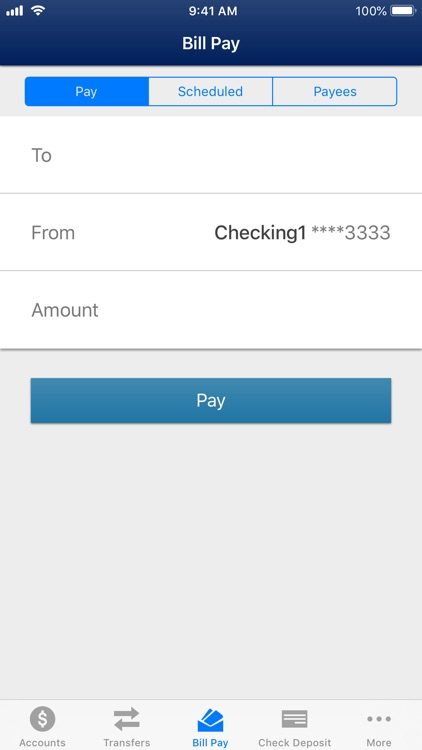 Sound Credit Union Mobile screenshot-4
