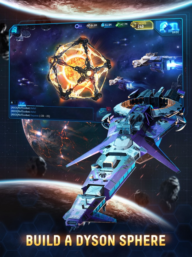 Stellar Age: MMO Strategy on the App Store