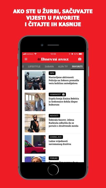 Avaz screenshot-3