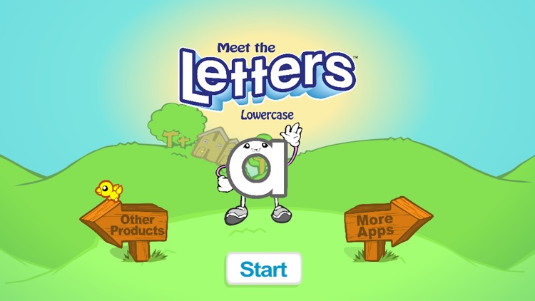 Meet the Letters Lowercase