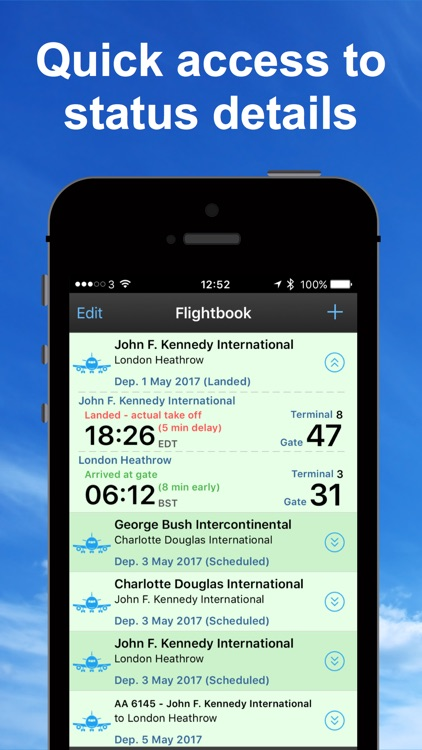 mi Flight Tracker Pro Radar 24 screenshot-5