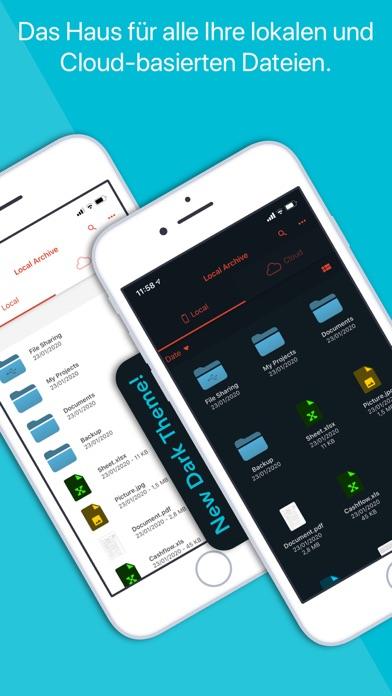 Amerigo File ManagerScreenshot von 1