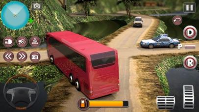 Offroad coach bus simulator screenshot 1