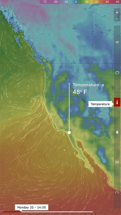 Dark Weather - The Weather App screenshot-3