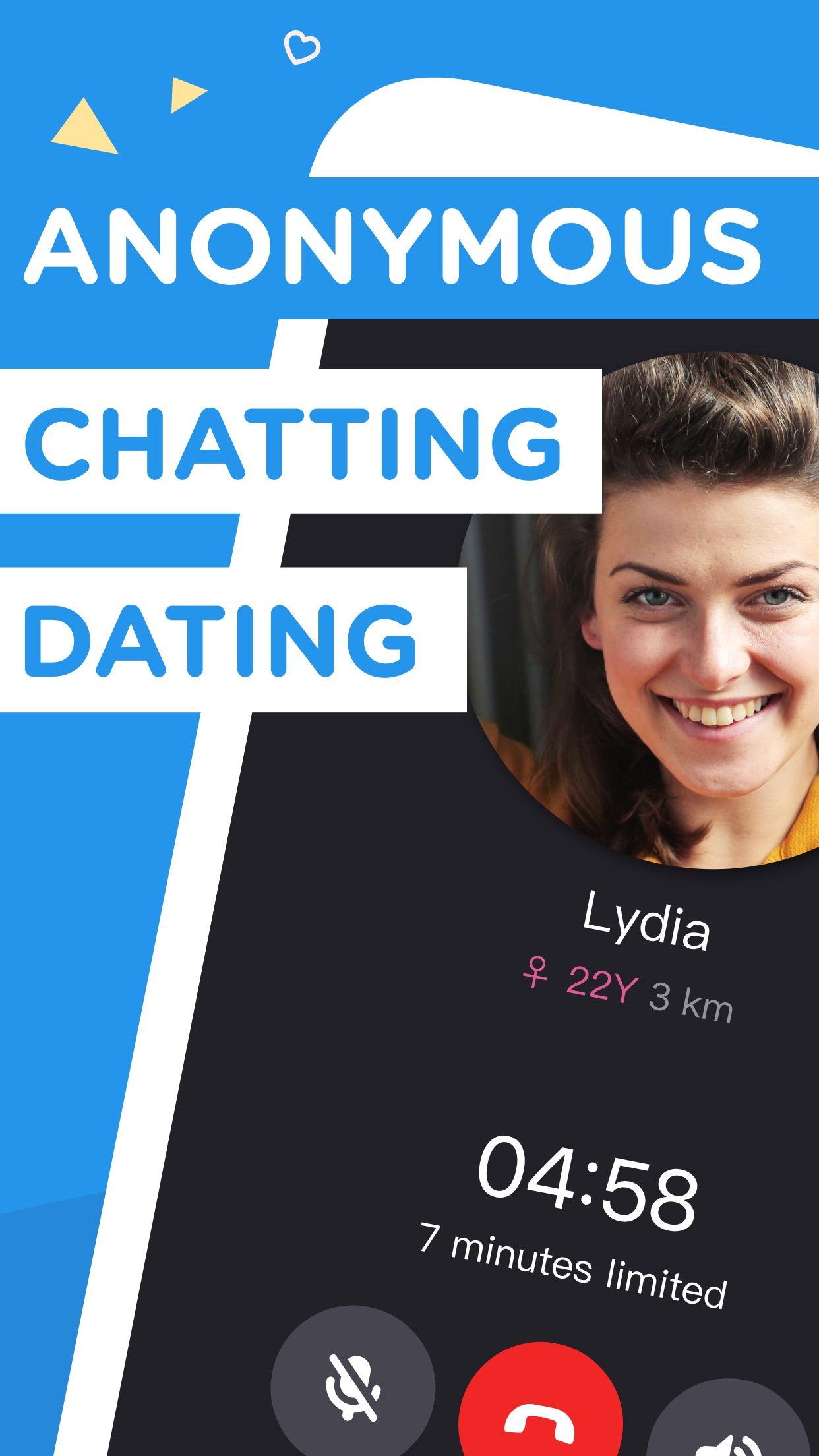 Goodnight:Fun Voice Dating App Screenshot