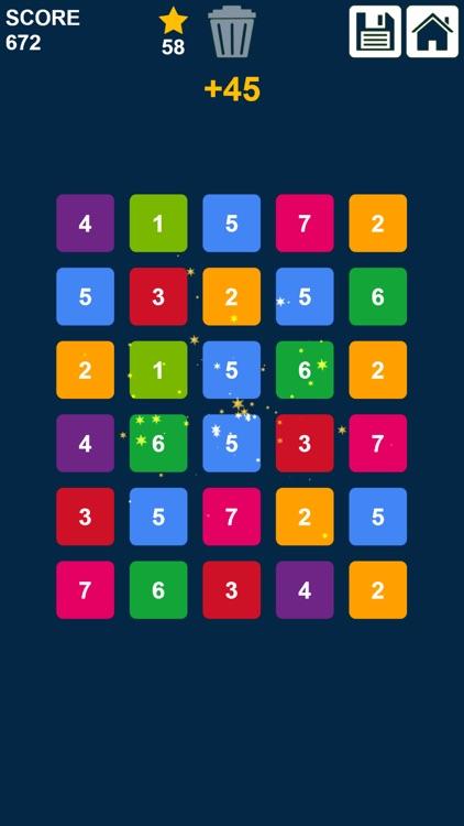 Swap n Merge Numbers screenshot-4
