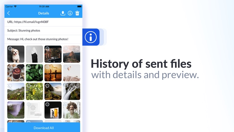 Filemail: Send large files screenshot-6
